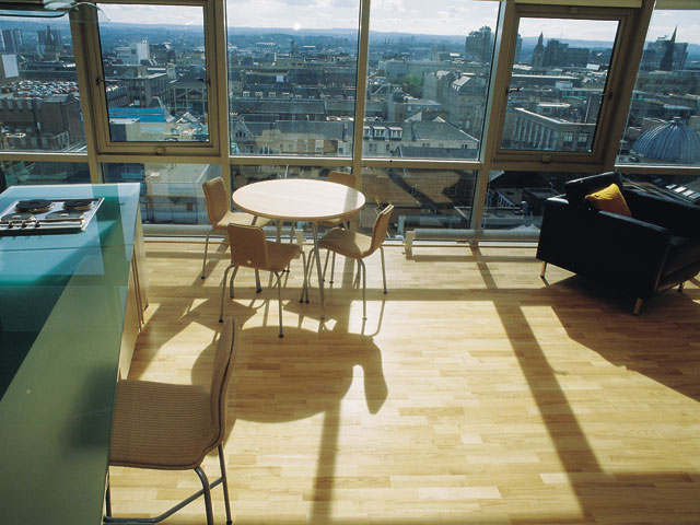 Glasgow Lofts : Luxury Apartments in Glasgow, Scotland
